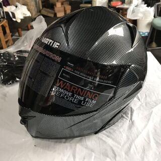 通話機付きヘルメット