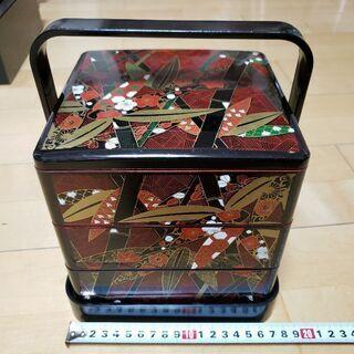 三段重 お弁当箱