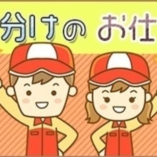 【千葉】四街道市★就業時間選べます☆週4~OK!有名家電製品倉庫で...