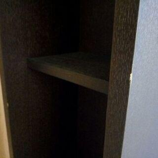 《受渡し完了》【無印良品】壁に付けられる家具【箱・88cm】【D...
