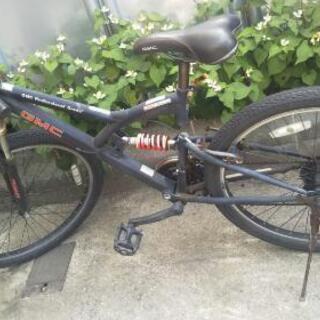 GMCマウンテンバイク