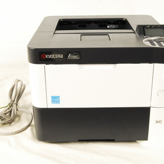 9384 印刷OK A4モノクロレーザープリンター ECOSYS...