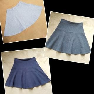 UNIQLO スカート3点セット