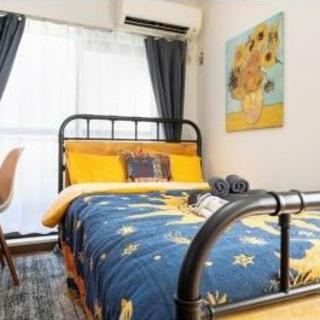 定期借家、再契約可。家具付き物件。駒沢大学