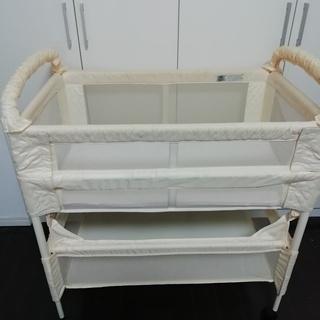 添い寝できるコンパクトベビーベッド(Baby bed)