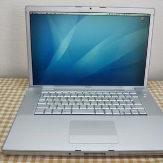 Apple MacBook Pro A1211 (動作品)