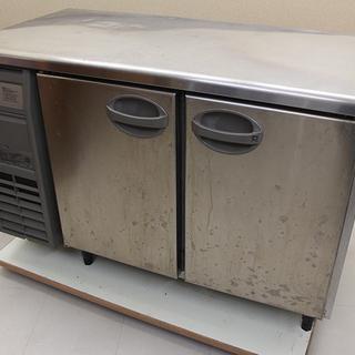 フクシマ 冷蔵コールドテーブル YRC-120RE-F(6EJ5...