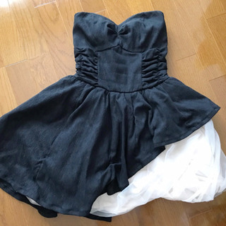 【定価1.6万】Lily Brown ストラップレス ブラックド...