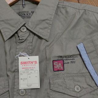 smiths american 2 半袖シャツ 2L 未使用品 − 千葉県