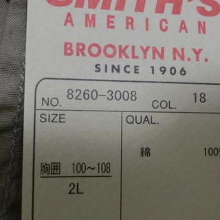 smiths american 2 半袖シャツ 2L 未使用品 - 売ります・あげます