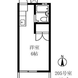 東急大井町線 大岡山 最上階 閑静な住宅街