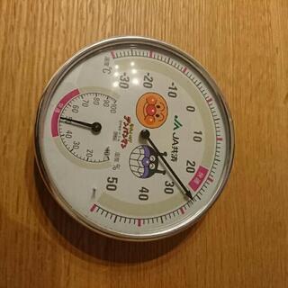 アンパンマンの室内温度計
