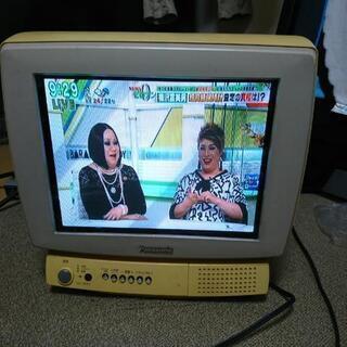 パナソニック ブラウン管テレビ
