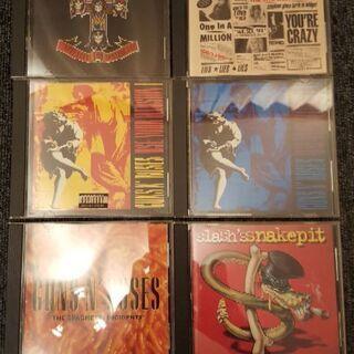 【1枚あたり約100円】80'-90'ハードロック系CD24枚