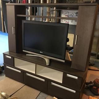 値下げテレビとテレビ台セットREGZA37Z2000
