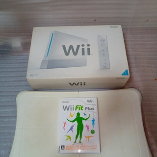 Wii 本体 wiiバランスボード