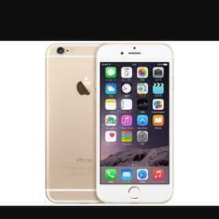 キャンセルの為再出品iPhone6美品