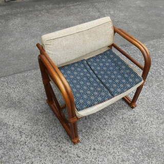 ひざにやさしい らくらく座椅子