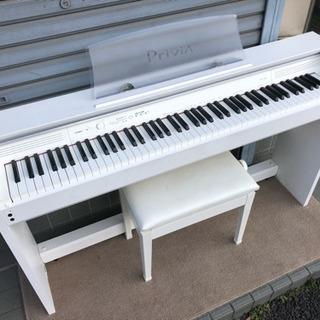 ♫ 中古電子ピアノ CASIO プリヴィア PX-750WE 2...