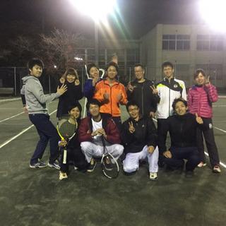 サークルメンバー募集中!!(硬式テニス)