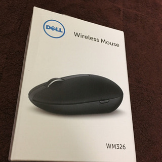 DELL Wireless Mouse WM326 (マウス)