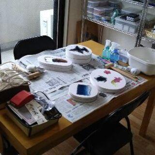 ガラス工芸とタイルモザイク
