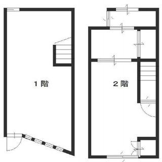 希少1階♫飲食店可能♫駅までスグ♫一棟貸し♫