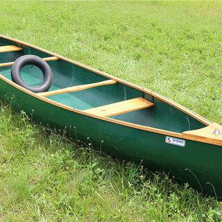 SHOWA カヌー 全長約460cm カナディアン(6EP347...