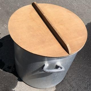 寸胴 木蓋
