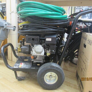 工進 エンジン高圧洗浄機 JCE-1408UDX