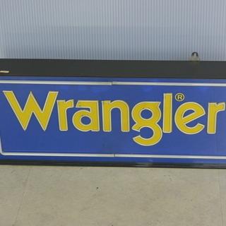 希少 デニムブランド Wrangler ラングラー ネオン…