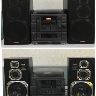 コロムビア レコード カセット CD ステレオコンビネーション ...