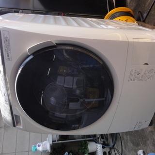西980 パナソニック ドラム式 洗濯機 6KG NA-VD10...