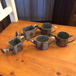 Set of 5 Mini Water Cane