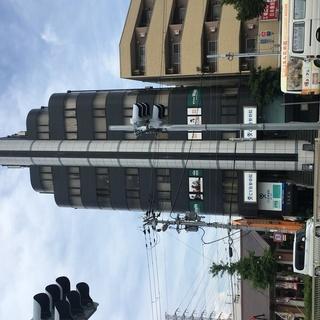 ★貸店舗・事務所★  住之江公園駅4分 新なにわ筋に面す 7階部...