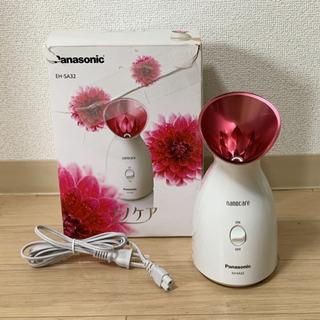 Panasonic スチーマー ナノケア