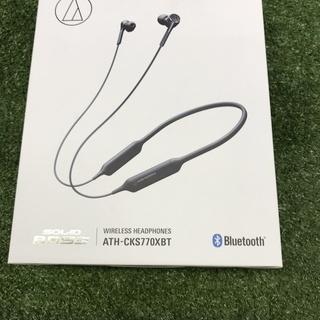 audio-technica Bluetoothイヤホン ATH...
