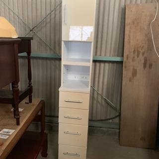 細い 収納棚