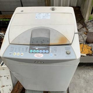 全自動洗濯機 ジャンク