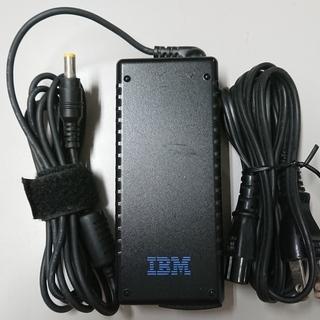 ノートパソコン ACアダプター2 IBM 値下げしました。