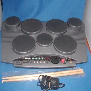 交渉中!  ACアダプター付き電子ドラム YAMAHA DD-50