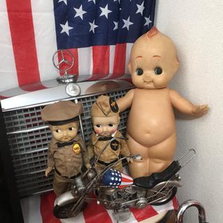 【ネット決済・配送可】バディ.リー人形(シェルボーイorアーミー...
