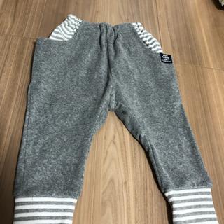 新品 ズボン 95 グレー