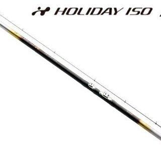 釣未使用 釣り竿 シマノ ホリデー磯 R 2-450