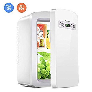 ミニ冷蔵庫  家庭用 容量10L 保冷温庫 車用  省エネ 軽量 小型