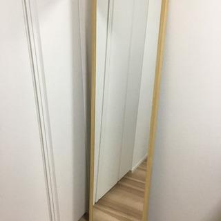 【受付終了】IKEA STAVE 姿見 全身鏡 大型鏡