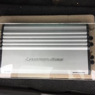 ライトニングオーディオ アンプ LA-4200