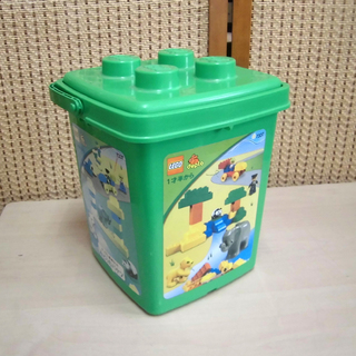 レゴ デュプロ 基本セット みどりのバケツ 7337 南12条店