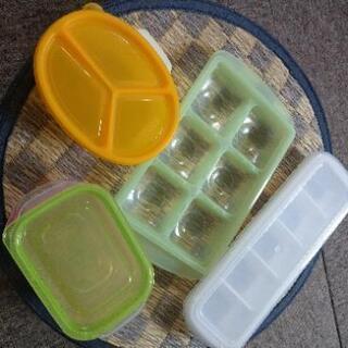 離乳食用製氷皿等