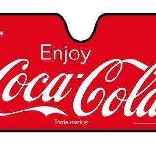 新品 コカ・コーラ サンシェード